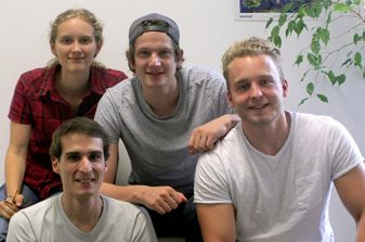 das Team von Floating Office