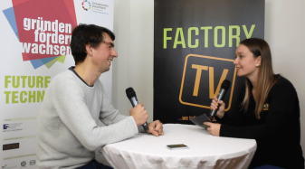 uvis im Interview mit FactoryTV